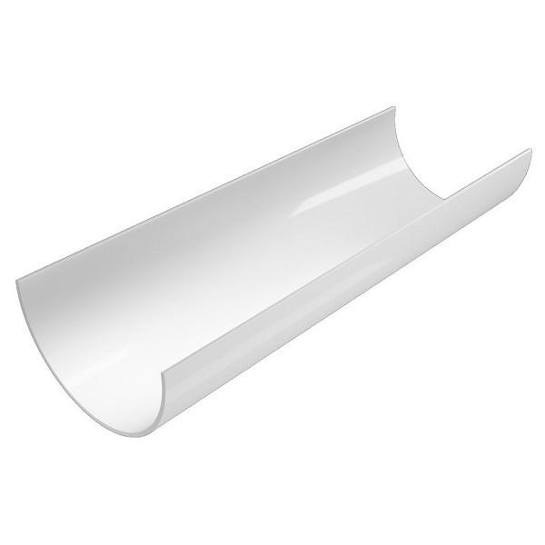 Желоб водосточный Grand Line  Белый 3000мм /10шт/