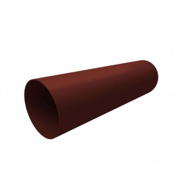 Труба водосточная Grand Line 3м Шоколадный