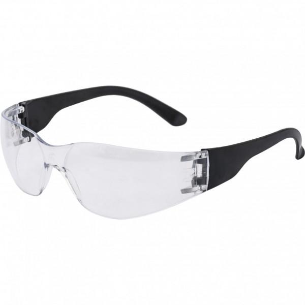 Очки защитные открытые, поликарбонатные, прзрачные  ОЧК201 /89171