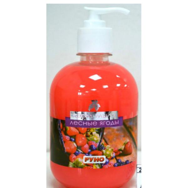 Жидкое Мыло РУНО 500мл Лесные ягоды