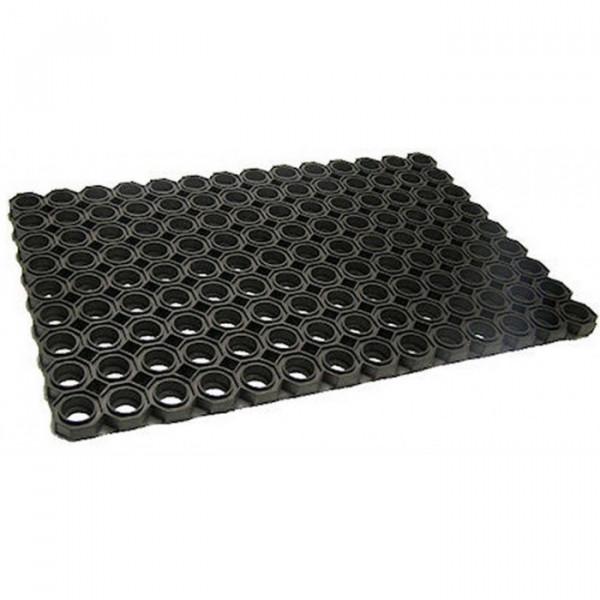 Коврик резин. 100*150*16 ячеистый Решетка