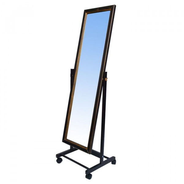 Зеркало напольное 118*34 венге