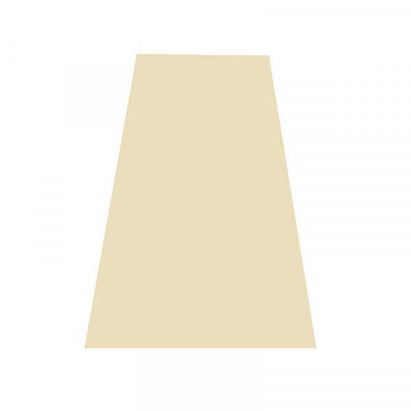 Плоский лист 1250*2000 RAL 1015 (светлая слоновая кость)