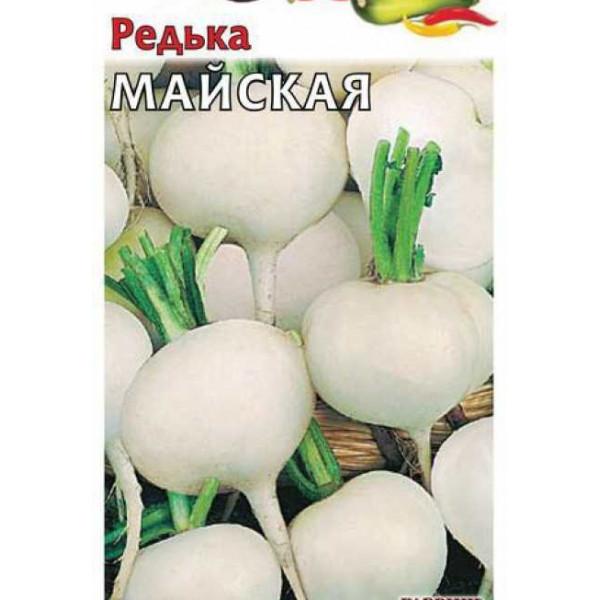 Семена Редька Майская