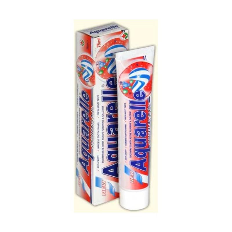 Зубная паста Акварель 75мл Complex