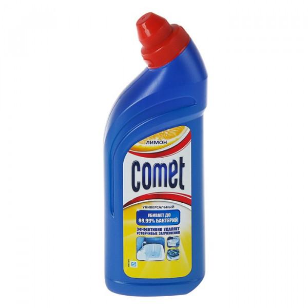 Чистящее средство  Комет 450/500 гель Лимон