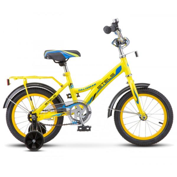 Велосипед 14 Stels Talisman Z010 желтый