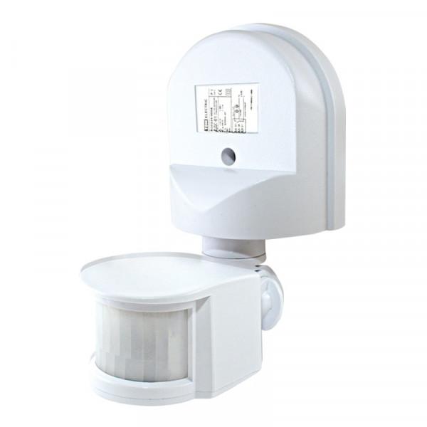 Датчик движения ДДС-01 1100Вт,5-480с,2-12м 5+Лк 180