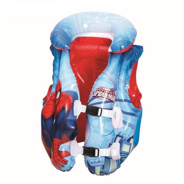 Жилет надувной Spider-Man 51*46см
