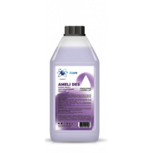 Жидкое Мыло с дезинфицирующим эффектом Ameli Des 460мл