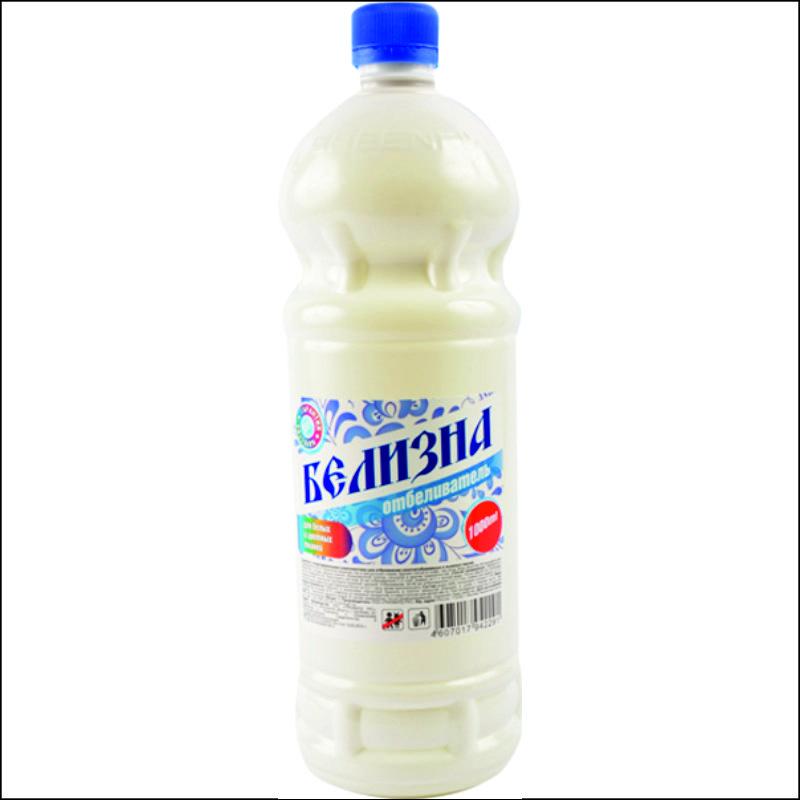 Белизна отвеливатель для белых и цветных тканей 1л