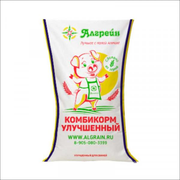 """Зерносмесь для свиней """"Алгрейн"""" (35 кг)УЛУЧШЕННАЯ"""