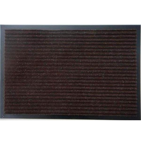 Коврик придверный 40*60см Степ коричневый