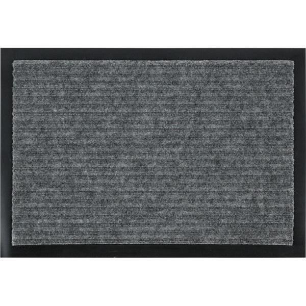 Коврик придверный 60*90см Степ серый
