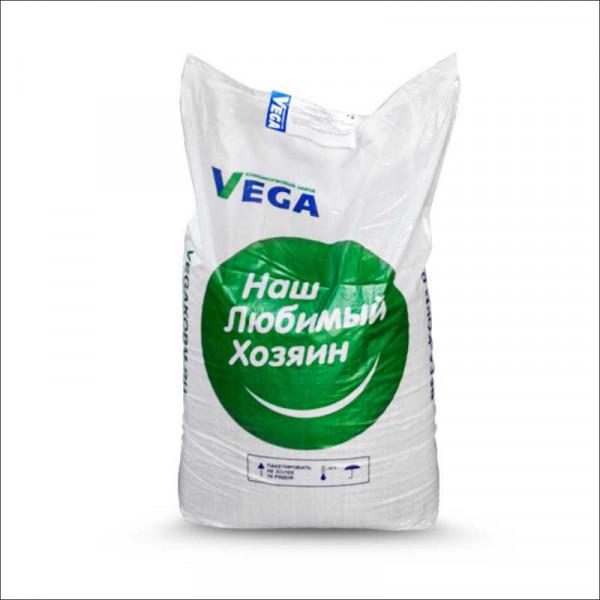 Вега Полнорац.к/к для кроликов с травян.мукой 40 кг