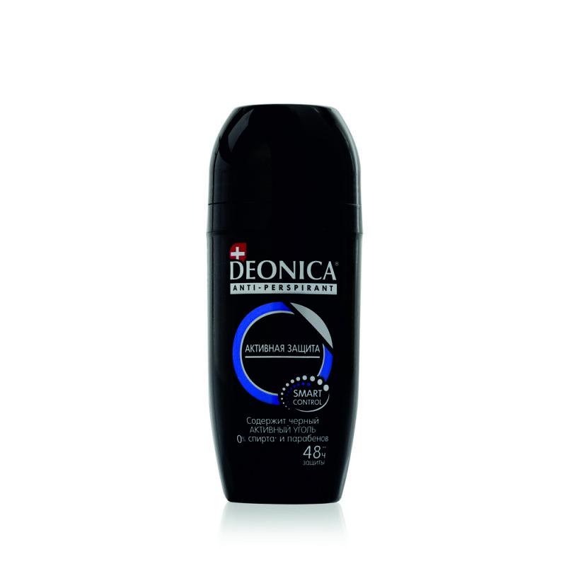 Дезодорант DEONICA мужской 50мл Активная защита