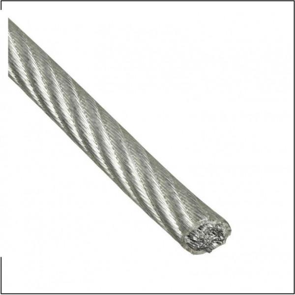 Трос DIN3055 4/5 (200; 250м,) в ПВХ