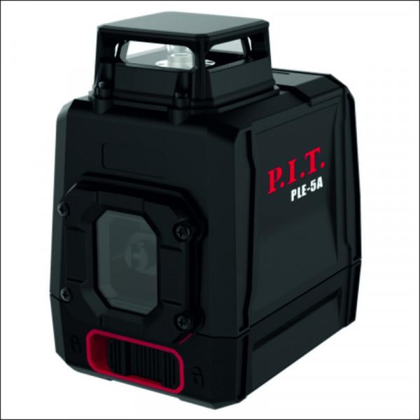 Лазерный уровень PLE-5А (раб.диап. 45м,измер 360 работа 4,5ч, бат в компл)