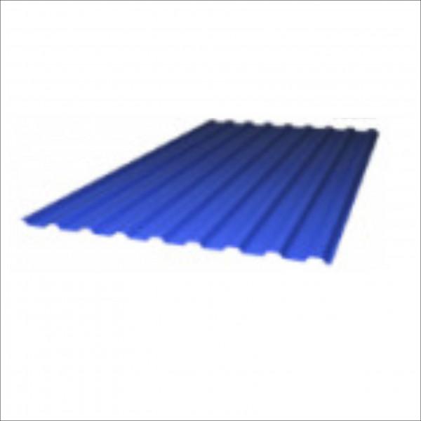 Профнастил из поликарбоната 2000*1150 Синий
