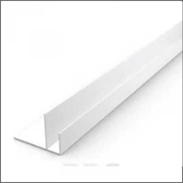 Профиль отделочный F-образный 30мм 3м  /50шт