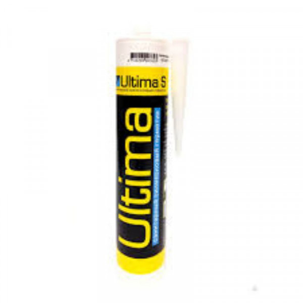 Герметик ULTIMA S санитарный бесцветный 280мл