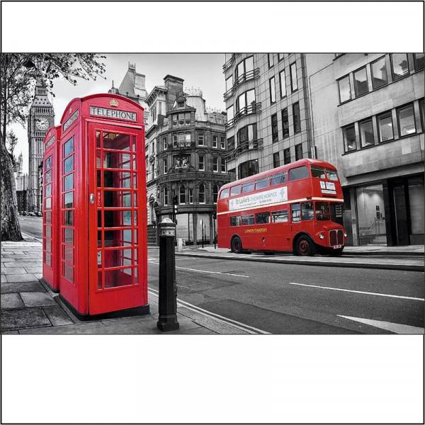 "Фотообои ""Лондон"" 392*260 16л"
