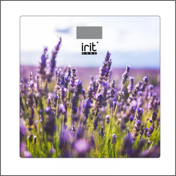 Весы напольные электронные  IRIT IR-7266