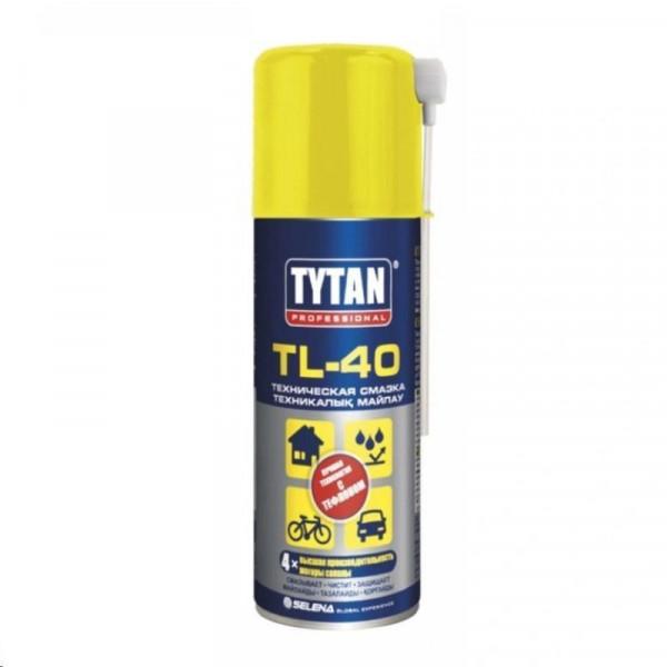 Смазка-аэрозоль Tytan TL-40 150мл