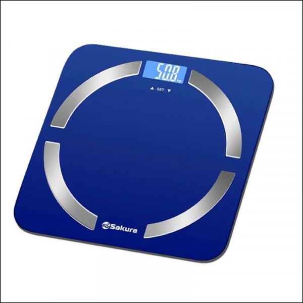 Весы напольные электронные 180кг SA5056